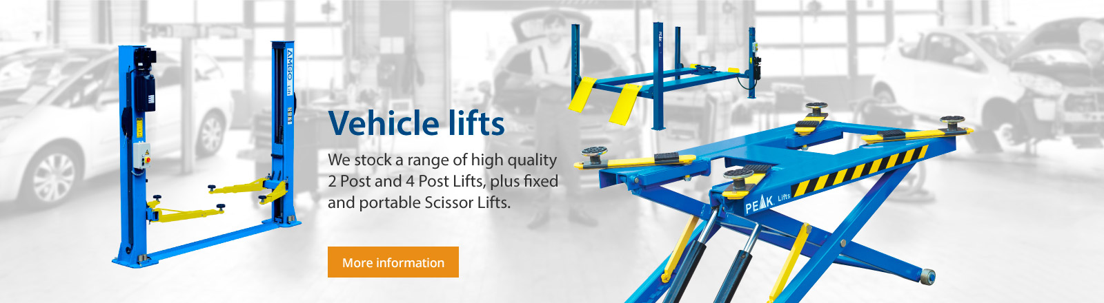 Garage-Lifts