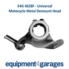 Motorcycle Demount Heads