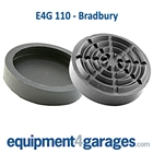 E4G 110 Bradbury 2 Post Rubber Lift Pads x2