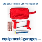 E4G 2152 Tubeless Tyre Repair Kit