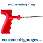 E4G 2131 4 inch Rasp with Pistol Grip-Tyre Bay Consumable