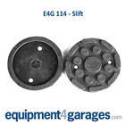 E4G 114 Slift 2 Post Rubber Lift Pads x2