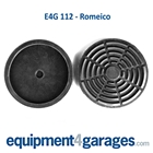E4G 112 Romeico 2 Post Rubber Lift Pads x2