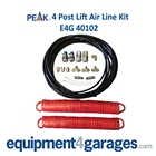 E4G 40102 PEAK 4 Post Air Line Kit