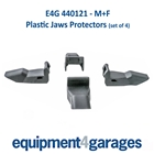 E4G 440121 M+F Plastic Clamping Jaw Protectors