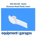 E4G A441138 Plastic Insert only for Butler Tyre Changer Demount Head