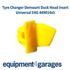 E4G 449014 Inserts for many Tyre Changer Demount Heads Set of 5