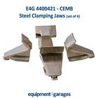 E4G 4400421 CEMB Tyre Changer Replacement Steel Clamping Jaws