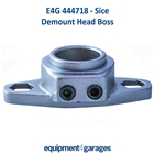 E4G 444718 SICE Tyre Changer Replacement Metal Boss only for a Demount Head
