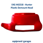 E4G 442218 Hunter Tyre Changer Replacement Plastic Demount Head