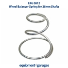 E4G 0812 Wheel Balancer Spring for 28mm Shafts