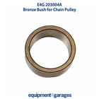 E4G 203004A Bronze Bush for Chain Pulley