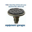 E4G 225 Peak Single Screw Stackable And Rubber Pad for 38mm size arm holes