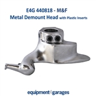 E4G 440818 M&F Tyre Changer Replacement Metal Demount Head