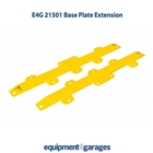 E4G 21501 PEAK Base Plate Extensions for 5.5 Ton Peak Lift