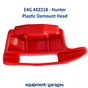E4G 442218 Hunter Tyre Changer Demount Head