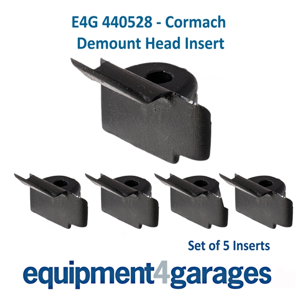 E4G 440528 Cormach inserts