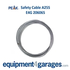 E4G 206065 PEAK A255 Safety Cable