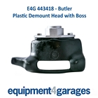 Butler Replacement Demount Head E4G 443418