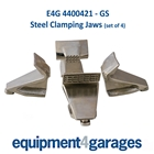 E4G 4400421 GS Tyre Changer Replacement Steel Clamping Jaws
