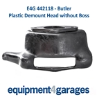 E4G 442118 Butler Tyre Changer Replacement Plastic Demount Head