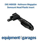 E4G 440438 Plastic Insert only-suitable for some Hofmann Megaplan Tyre Changer Demount Head