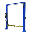 E4G A240C AMGO 2 Post Baseless Lift 4 Ton 1ph/3ph