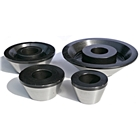 E4G S019 40mm Shaft Wheel Balancer Cone Set-4x Cones cover the range 48 to 150mm
