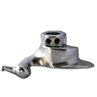 E4G 442518 Cormach Tyre Changer Replacement Metal Demount Head