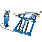 E4G MR06GR Portable Mid-Rise Scissor Lift - 2.7 Ton, 1ph