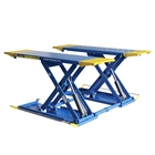 E4G MR10TD Portable Mid-Rise Scissor Lift – 3 Ton, 1ph