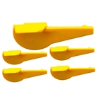 E4G 441838 Tyre Changer Demount Duck Head Insert Giuliano-set of 5