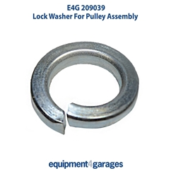 E4G 209039 Lock Washer for Pulley Assembly