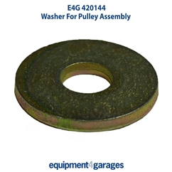 E4G 420144 Washer for Pulley Assembly