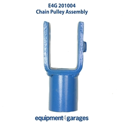 E4G 201004 Chain Pulley Assembly
