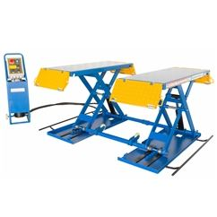 E4G MR10GR Portable Mid-Rise Scissor Lift – 3 Ton, 1ph
