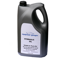 E4G 3205 Hydraulic Vehicle Lift Oil - 5 Litres