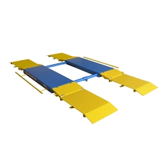 E4G GR001 Low Ride Extension Ramps for Scissor Lifts