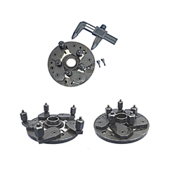 E4G 6008835/6 Universal Adaptor + Caliper for Centreless Wheels