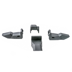 E4G 440121 Haweka (Old Type) Plastic Clamping Jaw Protectors