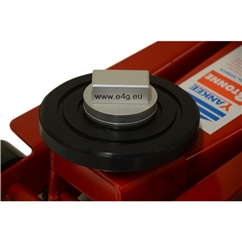 E4G 401 Trolley Jack Aluminium Pad for Most BMW Models