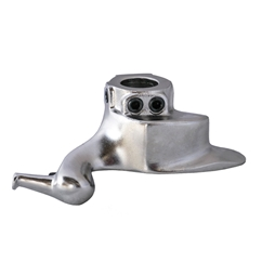 E4G 440818 Cormach Tyre Changer Replacement Metal Demount Head