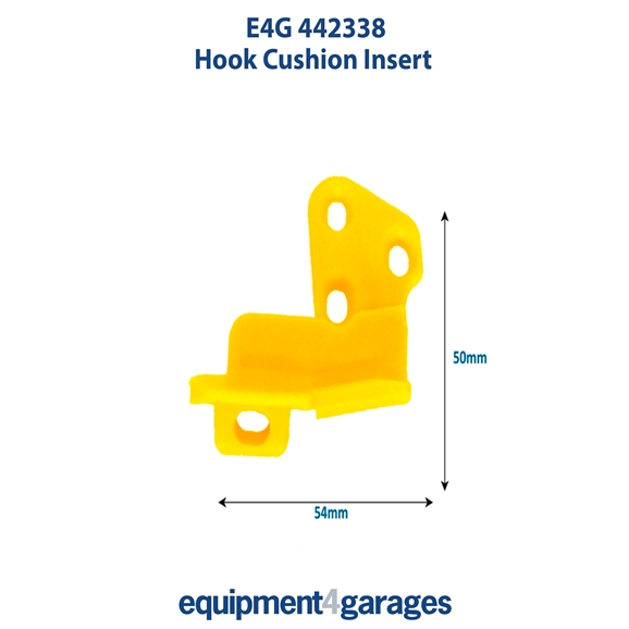 E4G 442338 Hook Cushion Insert