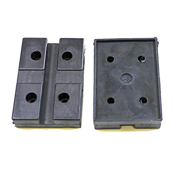 Atlas Lift Pads | 2 Post Lift Pads | Rubber Lift Pads